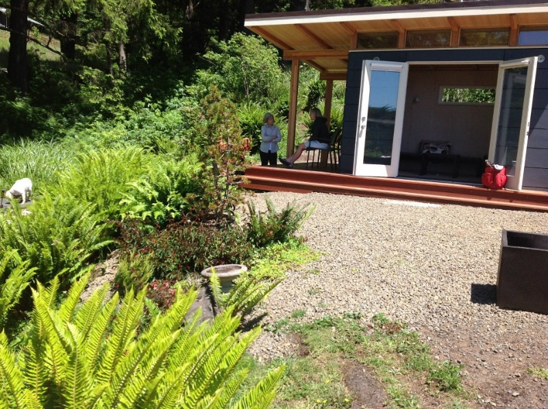 Prefab Backyard Cottage