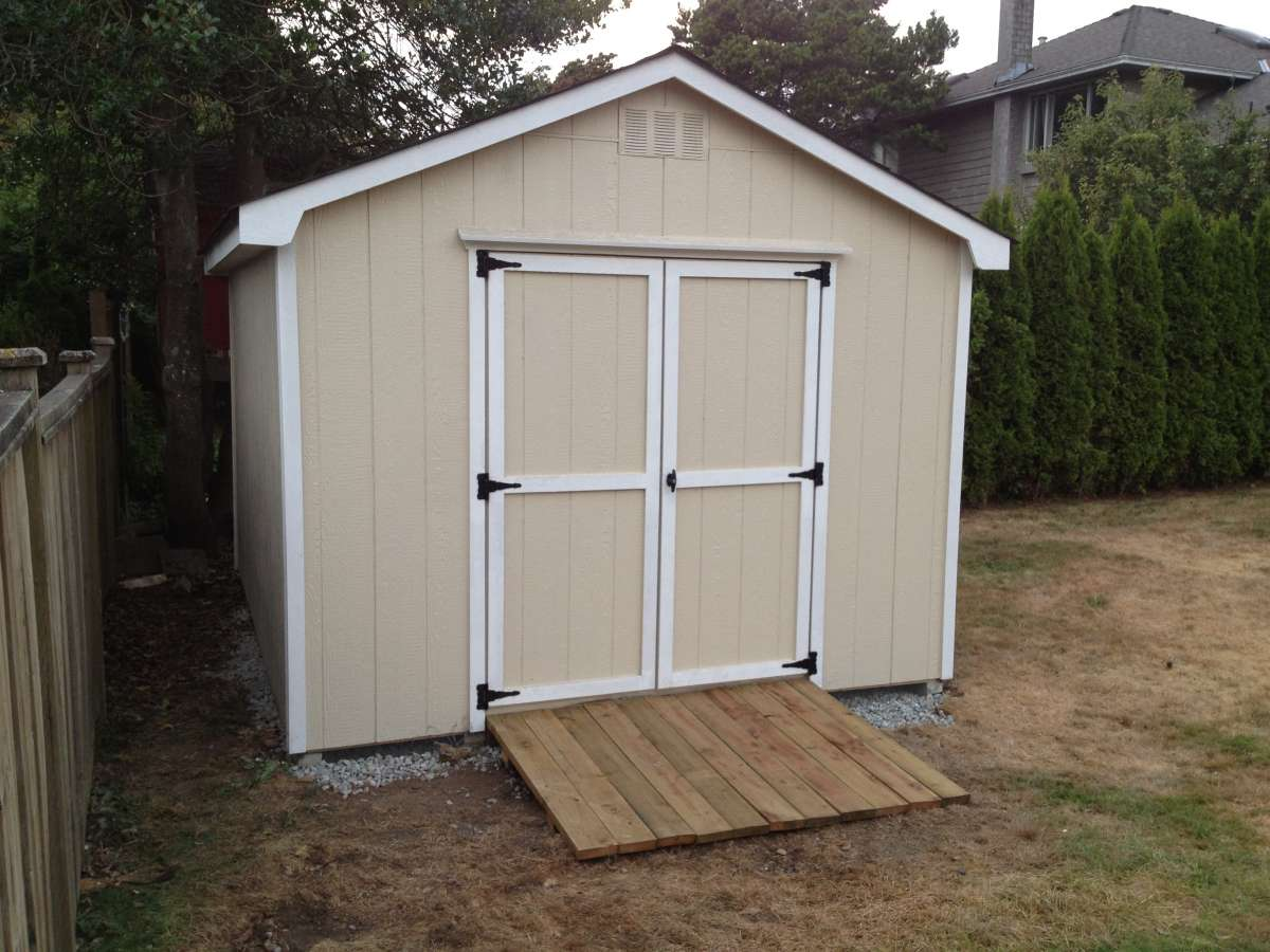 12 x 10 garden shed for Garden shed 12x12
