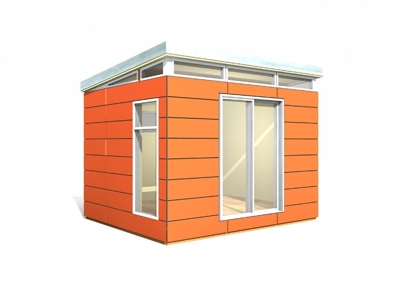 Modern Shed Kit Prefab Shed Kits Delievered Right To