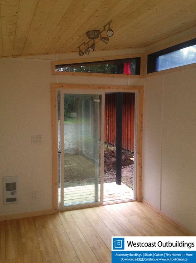 10 X 16 Cedar Lifestyle Outbuilding Westcoast Outbuildings