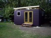 12' x 16' Modern-Shed Studio