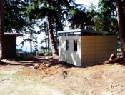 Whidbey Island 12' x 16' Modern-Shed Guesthouse