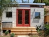 12' x 16' Modern-Shed Playhouse / Office