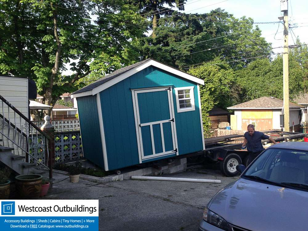Garden Shed Vancouver