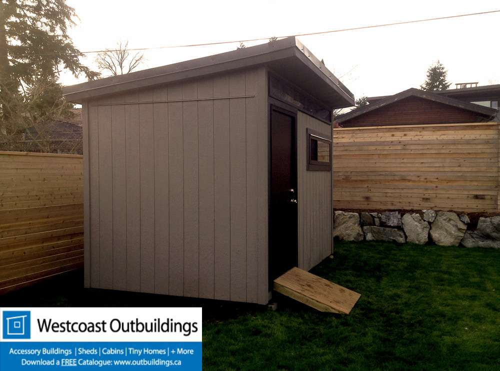 Plans for sheds lifetime 8 x 7 5 ft outdoor storage shed for Modern garden shed designs