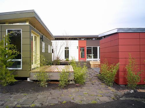 Prefab Dwelling Kit 16 X 40 Westcoast Outbuildings