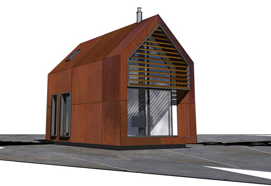 Shed living small practical prefab living space for Sheds with living space