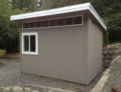 8x12 North Vancouver Garden Shed