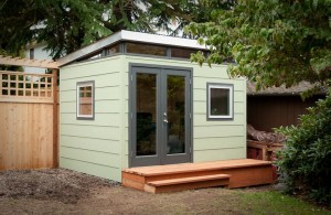 Outbuildings, Shed, Backyard Office, Shed, Prefab Shed