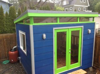 Seattle Seahawks Modern-Shed Fan CaveSeattle Seahawks Modern-Shed Fan Cave