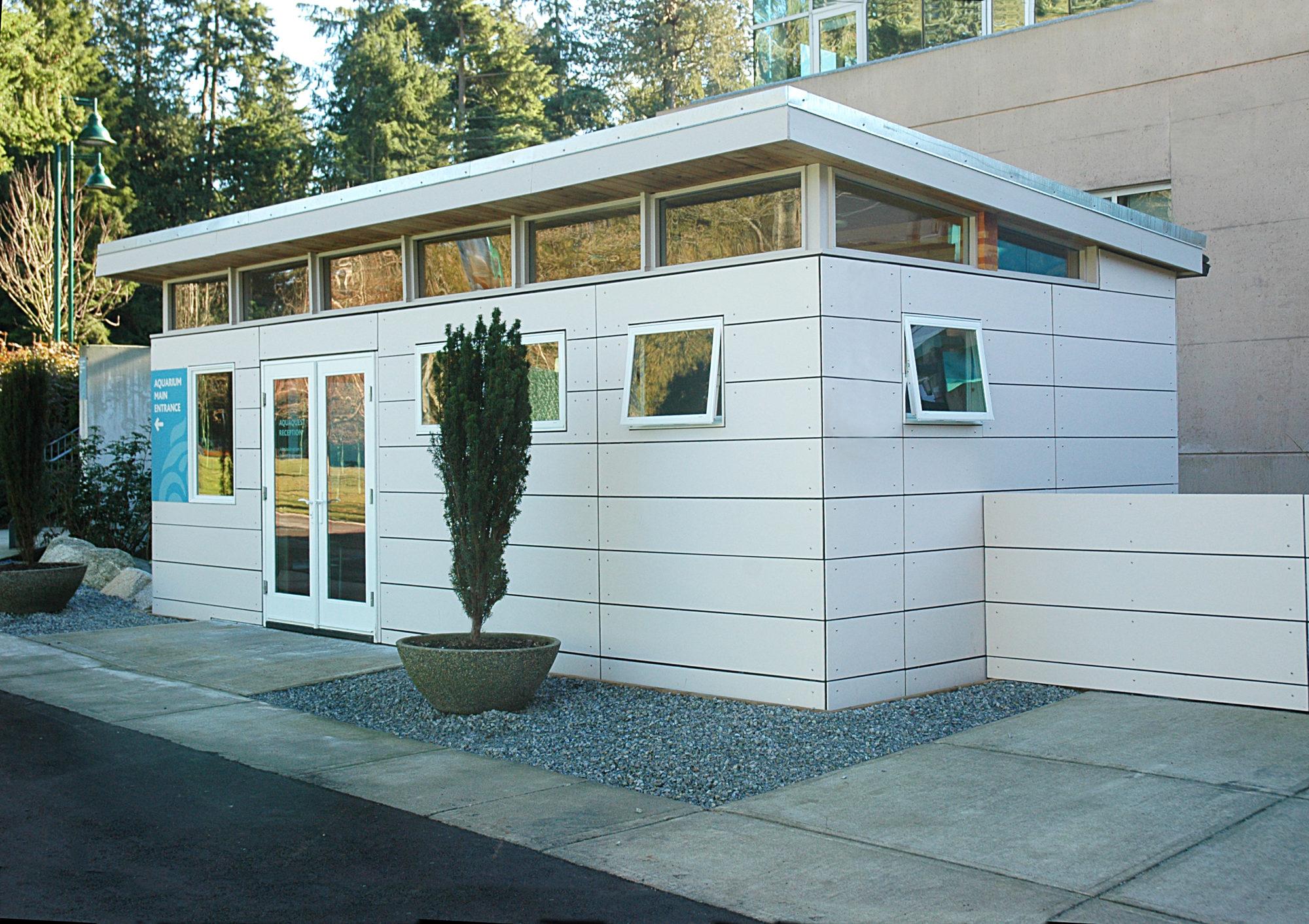 Vancouver Aquarium Administration Building