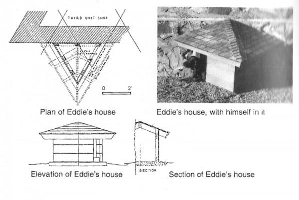 Eddies Doghouse by Frank Lloyd Wright