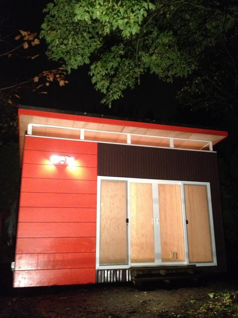 Vancouver Backyard Studio
