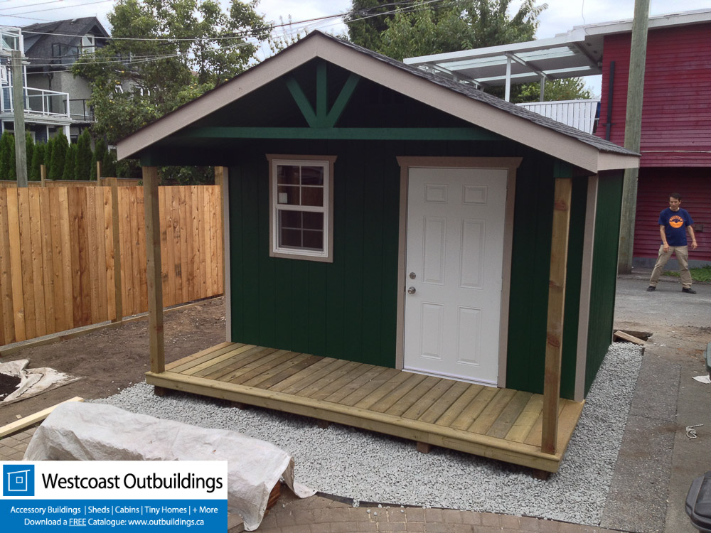 12x12 East Vancouver Cabin
