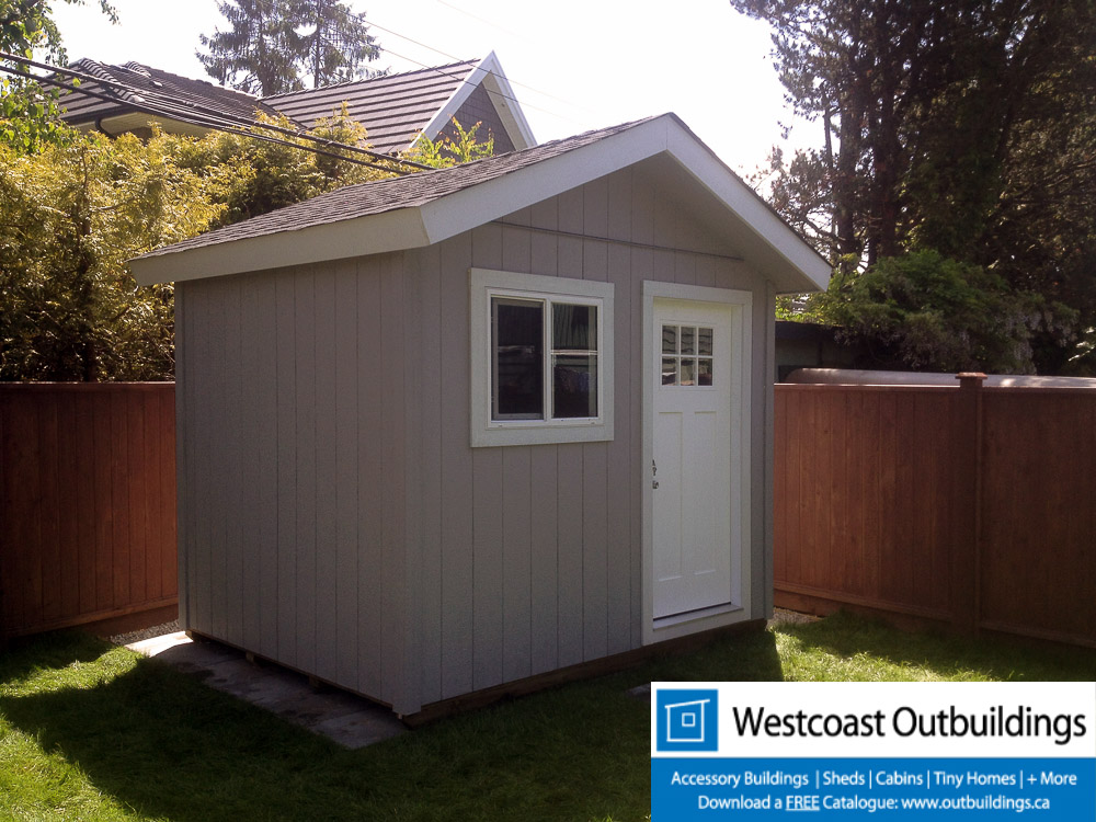 "Richmond Garden Shed ""Craftsman"""
