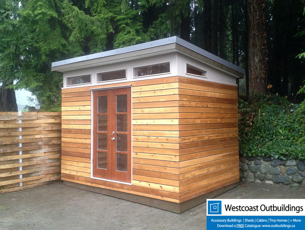8'x12' Lifestyle Utility Shed