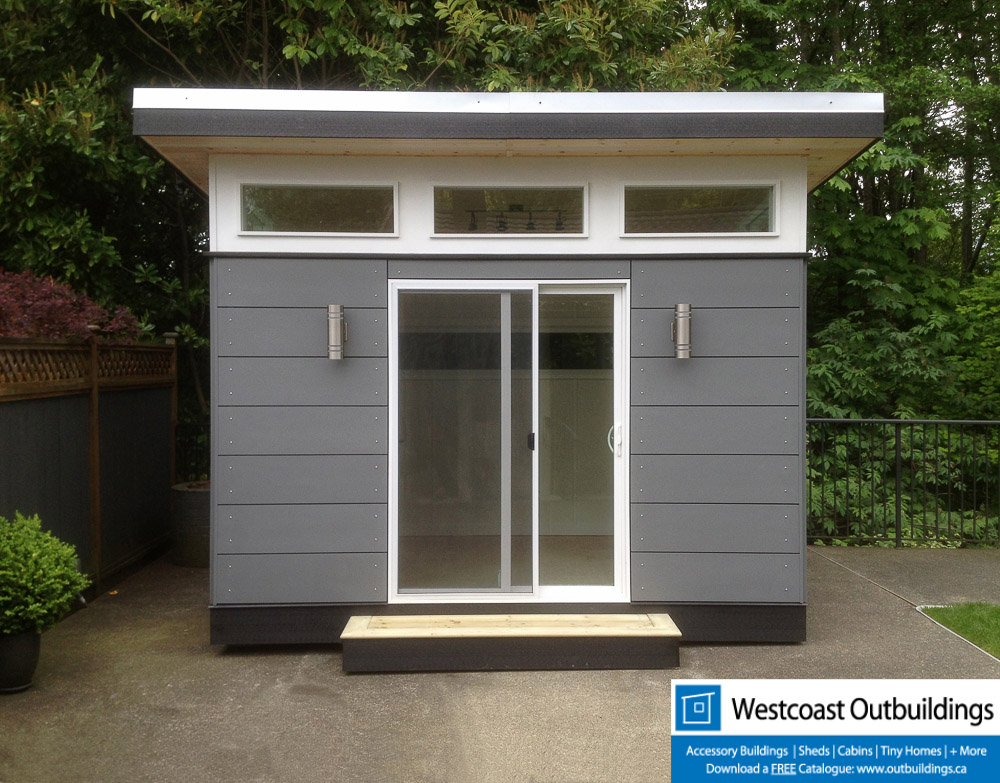 Superbe Modular Backyard Office