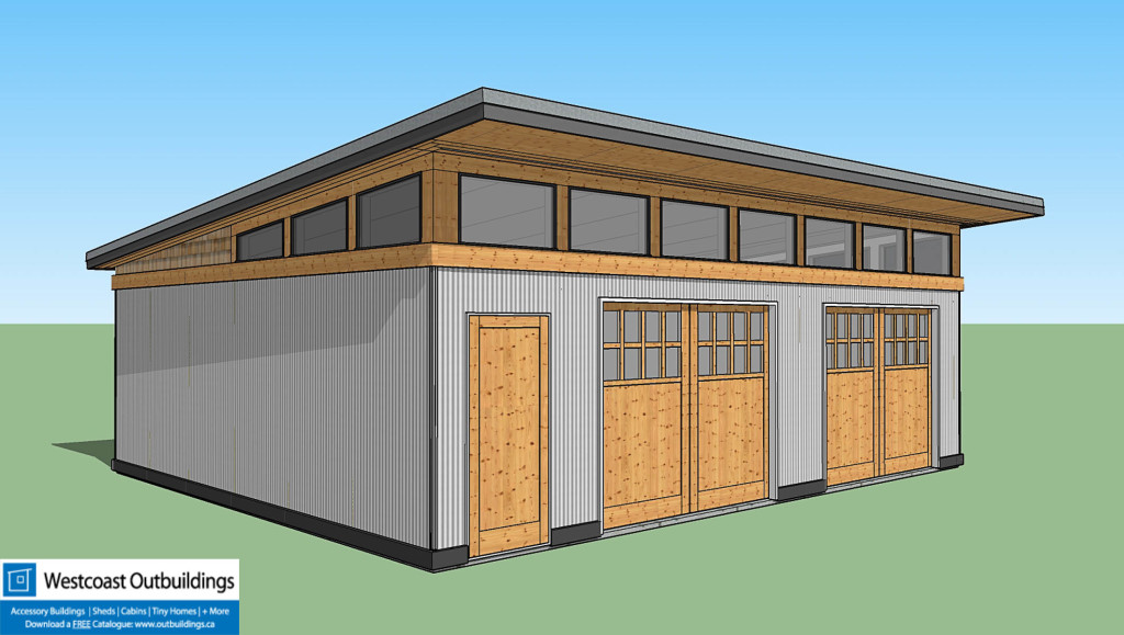 Modular Garage,