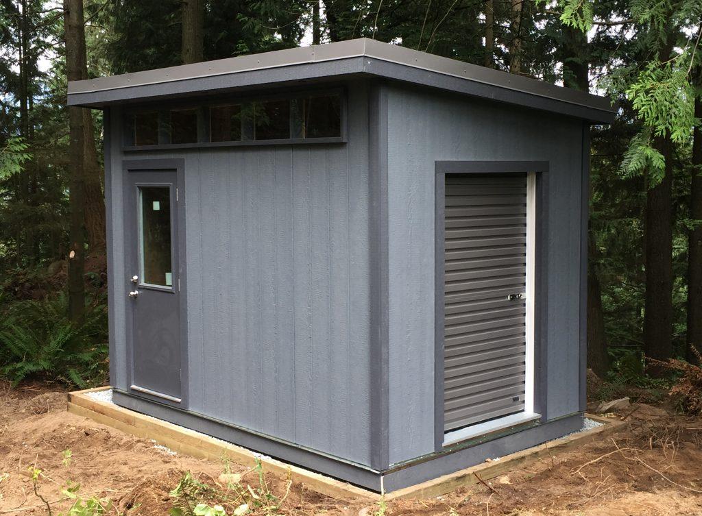 8x12 Coquitlam Garden Shed
